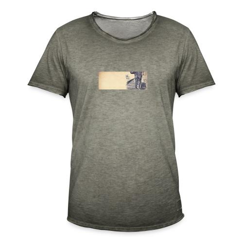 solo.pigion - T-shirt vintage Homme