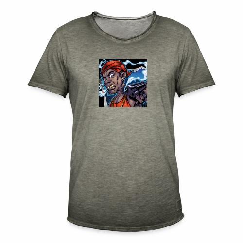 Crooks Graphic thumbnail image - T-shirt vintage Homme