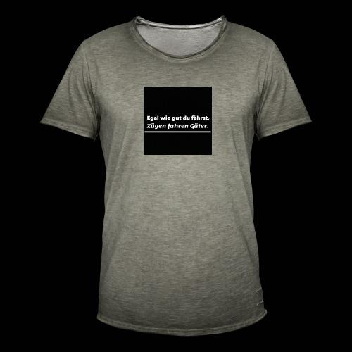 T-Shirt - Mannen Vintage T-shirt