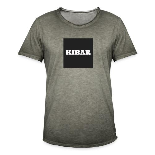 KIBAR - Herre vintage T-shirt