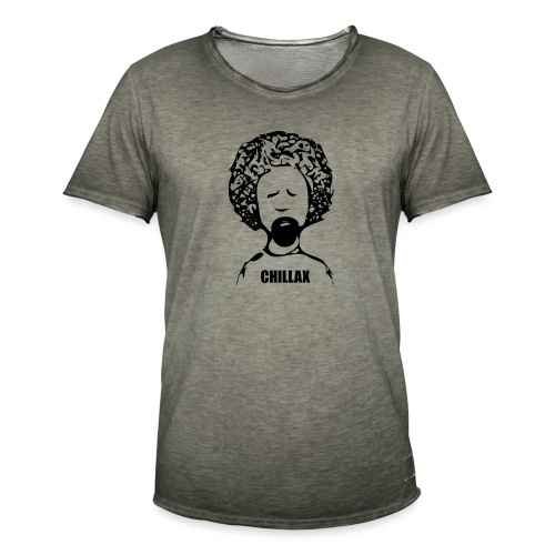 Chillax - Men's Vintage T-Shirt
