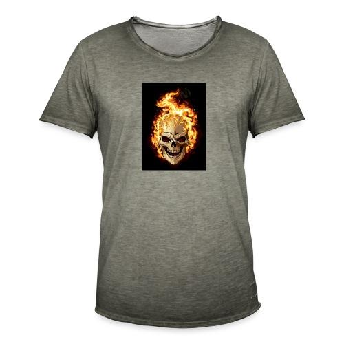 Men hood - Men's Vintage T-Shirt