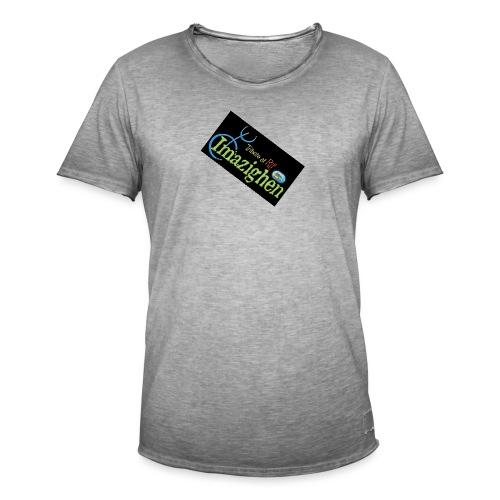Imazighen ithran rif - Mannen Vintage T-shirt