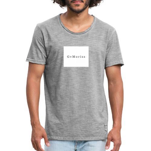 gv - Mannen Vintage T-shirt