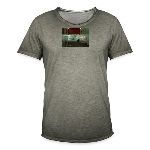 Guildford, North Street Tunnel - Men's Vintage T-Shirt