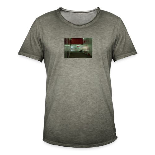 Guildford, North Street Tunnel - Men's Vintage T-Shirt
