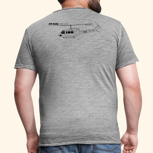 bell212 - Maglietta vintage da uomo