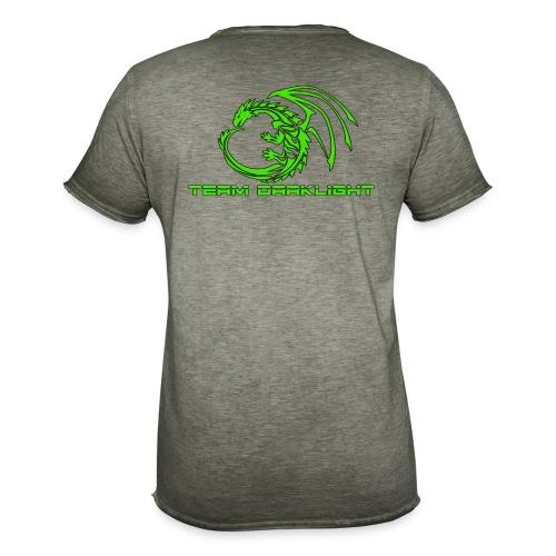 TEAM DARKLIGHT SHOP - Herre vintage T-shirt