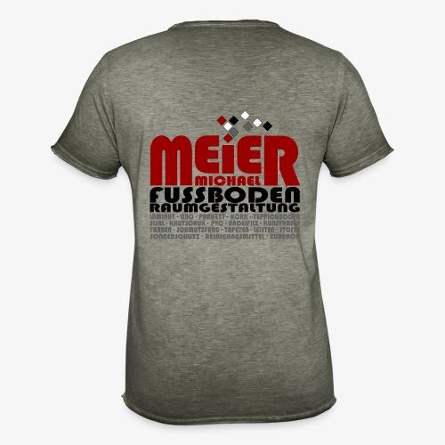 Logo anhang 1 gif - Männer Vintage T-Shirt