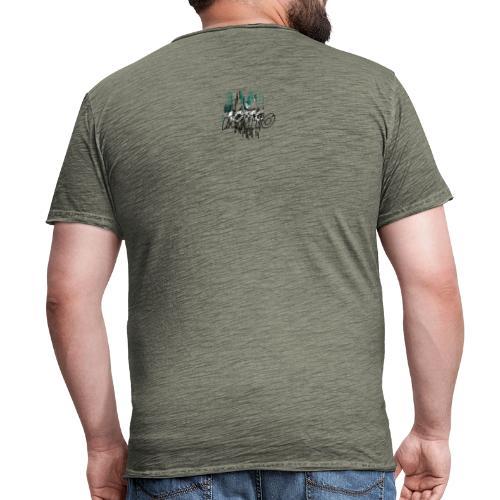 Moito Matrix - T-shirt vintage Homme