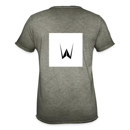 MusicLukasMerch - Vintage-T-shirt herr