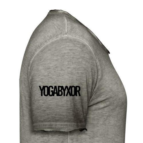 yogabyxor1 - Vintage-T-shirt herr