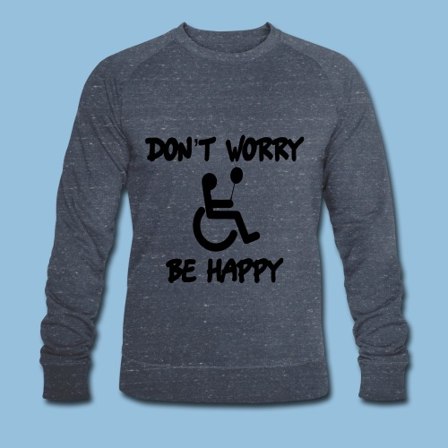 dontworry - Mannen bio sweatshirt van Stanley & Stella