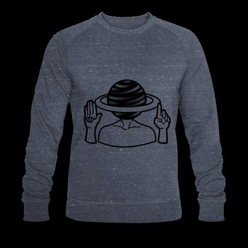 Saturne Dans La Tête - Sweat-shirt bio Stanley & Stella Homme