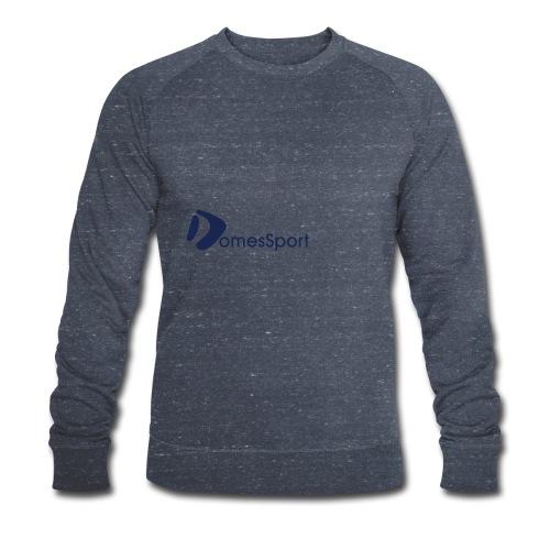 Logo DomesSport Blue noBg - Männer Bio-Sweatshirt von Stanley & Stella