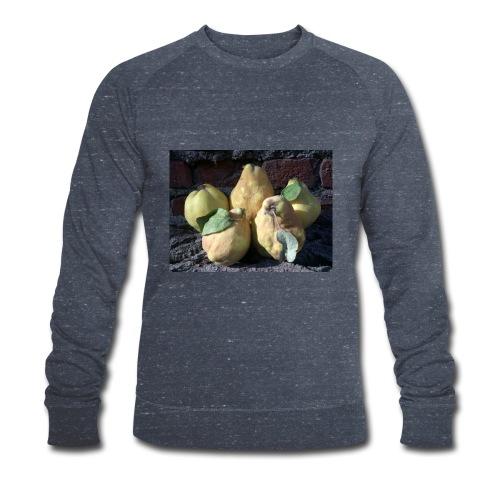 Quitten - Männer Bio-Sweatshirt von Stanley & Stella
