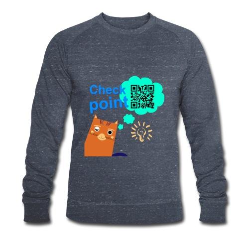 Duna Checkpoint - Økologisk sweatshirt for menn fra Stanley & Stella