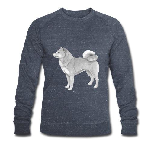 shiba inu - Økologisk Stanley & Stella sweatshirt til herrer