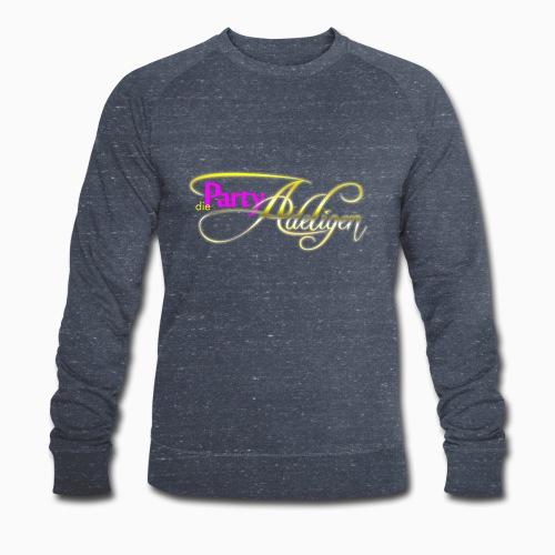 Die PartyAdeligen - Männer Bio-Sweatshirt von Stanley & Stella