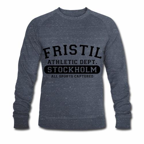 Athletic Dept. Stockholm - Ekologisk sweatshirt herr från Stanley & Stella