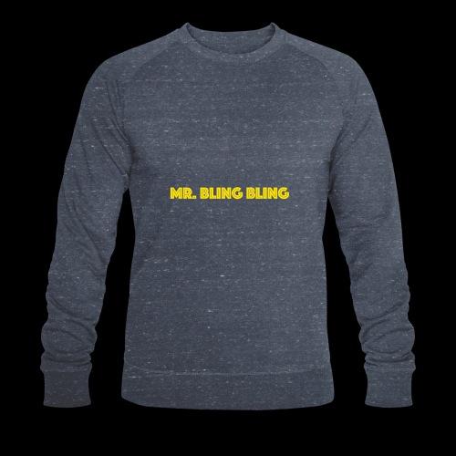 bling bling - Männer Bio-Sweatshirt von Stanley & Stella