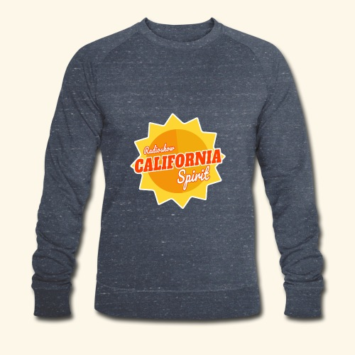 California Spirit Radioshow - Sweat-shirt bio Stanley & Stella Homme