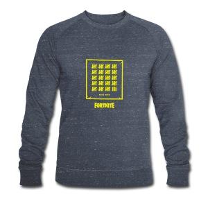 Fortnite Battle Tested - Men's Organic Sweatshirt by Stanley & Stella