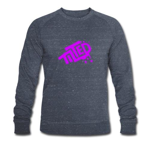 Fortnite Tilted (Pink Logo) - Men's Organic Sweatshirt by Stanley & Stella