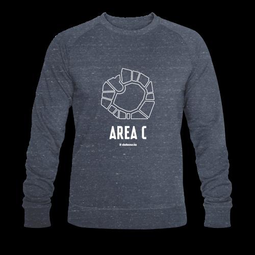 AREA C - Felpa ecologica da uomo di Stanley & Stella