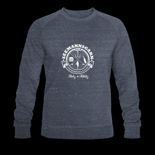 geweihbär Seemannsgarn 3 weiss - Männer Bio-Sweatshirt von Stanley & Stella