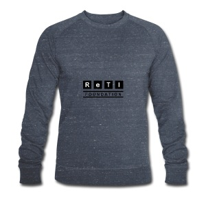 Reti Foundation - Men's Organic Sweatshirt by Stanley & Stella