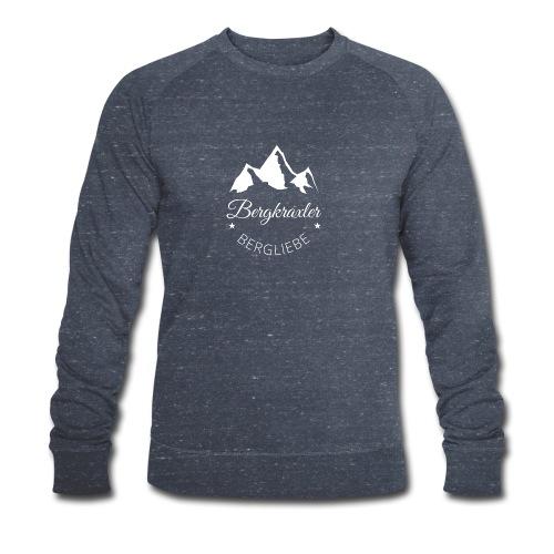 Bergkraxkler - Männer Bio-Sweatshirt von Stanley & Stella