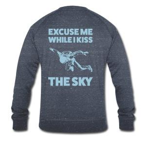 Excuse me - Männer Bio-Sweatshirt von Stanley & Stella