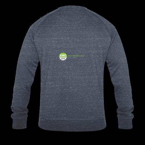 ElektroMobilitätsClub Logo - Männer Bio-Sweatshirt von Stanley & Stella