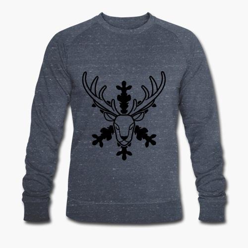 Le Cerf Féerique - Sweat-shirt bio Stanley & Stella Homme