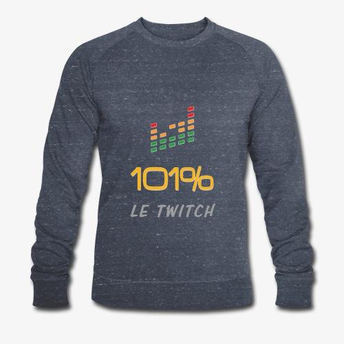 101%LeTiwtch vous présente enfin sa boutique - Sweat-shirt bio Stanley & Stella Homme