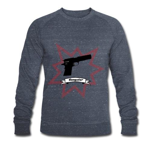Gun with boom! - Men's Organic Sweatshirt by Stanley & Stella