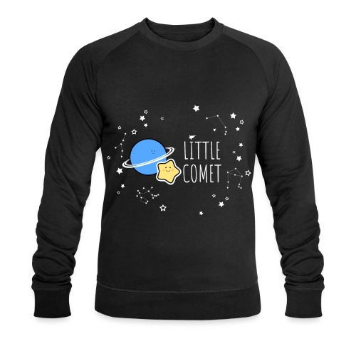 Little Comet - Miesten luomucollegepaita