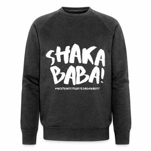 shaka - Miesten luomucollegepaita