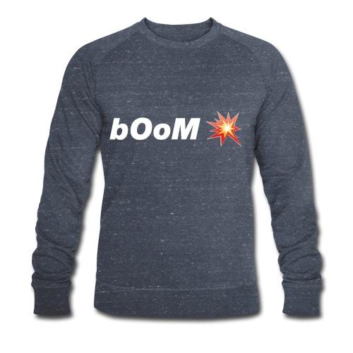 bOoM - Men's Organic Sweatshirt by Stanley & Stella