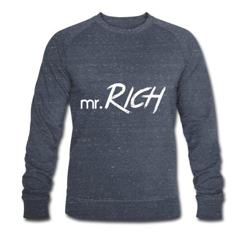 Mr. Rich - Männer Bio-Sweatshirt von Stanley & Stella