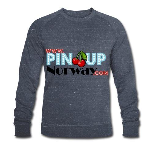 www.pinupnorway.com - Økologisk sweatshirt for menn fra Stanley & Stella