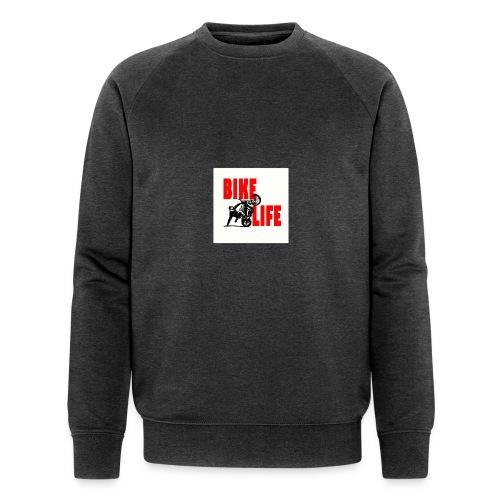 KEEP IT BIKELIFE - Men's Organic Sweatshirt by Stanley & Stella