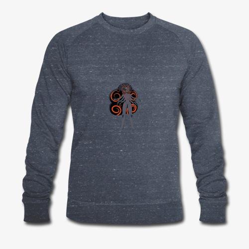 obsidian universe - Men's Organic Sweatshirt by Stanley & Stella