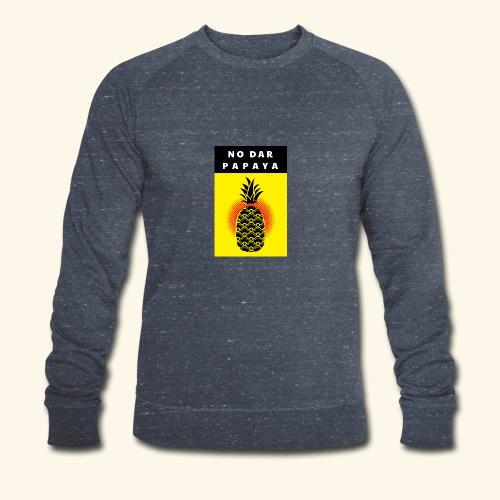 No dar Papaya - Männer Bio-Sweatshirt von Stanley & Stella