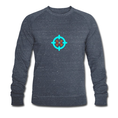 Targeted - Men's Organic Sweatshirt by Stanley & Stella