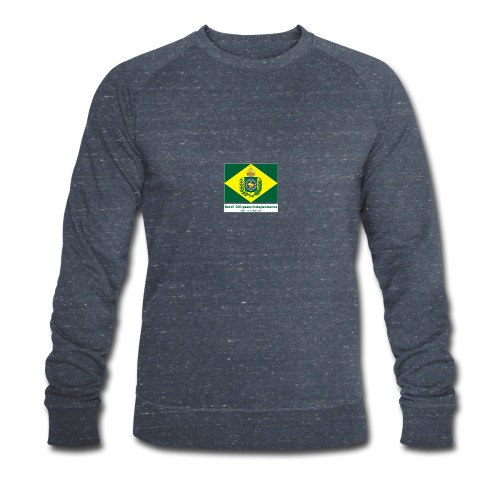 Brazil 200 years independence - Økologisk sweatshirt for menn