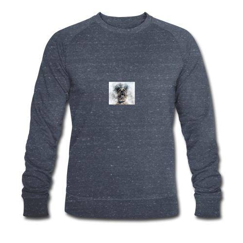 dog hund - Männer Bio-Sweatshirt von Stanley & Stella