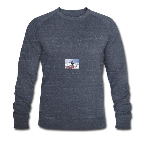 Freeski - Männer Bio-Sweatshirt von Stanley & Stella