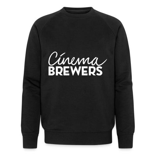 Cinema Brewers - Mannen bio sweatshirt